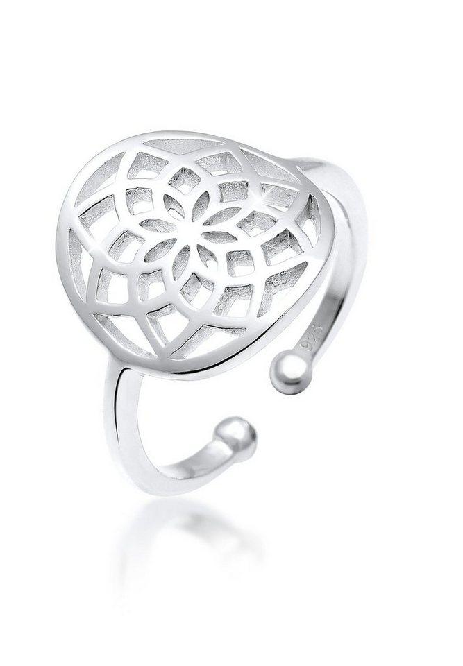 Elli Ring »Traumfänger 925 Sterling Silber« in Silber