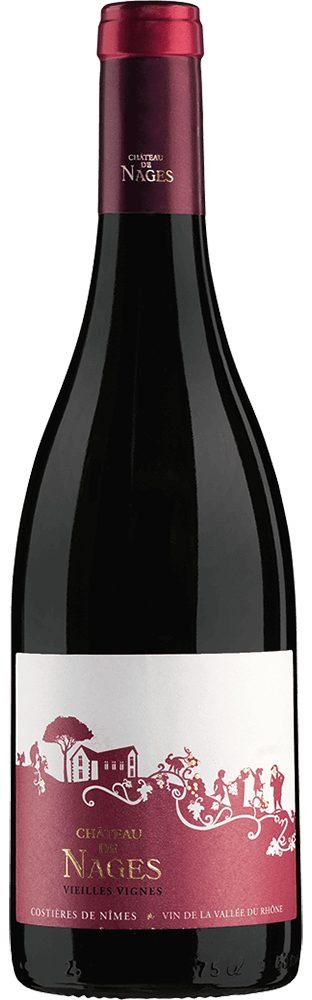 Rotwein aus Frankreich, 15,0 Vol.-%, 75,00 cl »2013 Château de Nages Rouge«