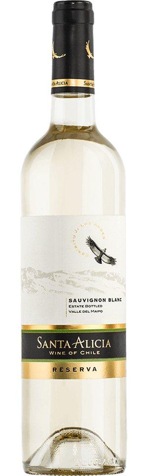 Weisswein aus Chile, 12,5 Vol.-%, 75,00 cl »2015 Sauvignon Blanc Reserva«