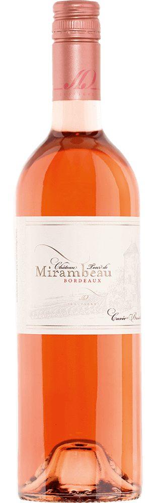 Roséwein aus Frankreich, 12,0 Vol.-%, 75,00 cl »2016 Château Tour de Mirambeau«