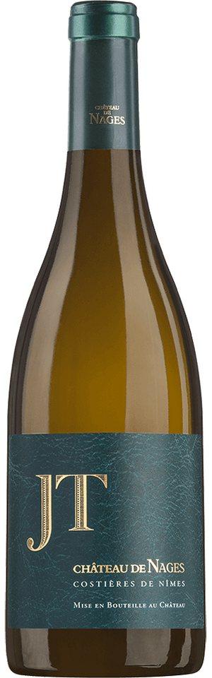 Weisswein aus Frankreich, 13,5 Vol.-%, 75,00 cl »2014 Château de Nages JT Blanc«