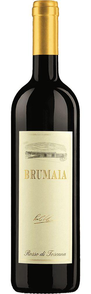 Rotwein aus Italien, 13,5 Vol.-%, 75,00 cl »2012 Brumaia«