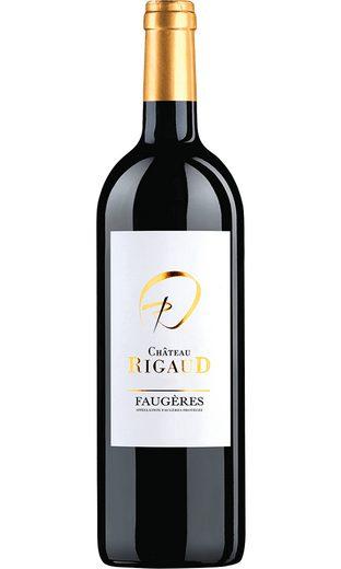 Rotwein aus Frankreich, 13,5 Vol.-%, 75,00 cl »2012 Château Rigaud«