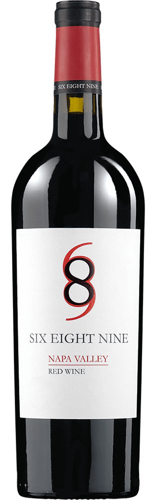 Rotwein aus Vereinigte Staaten, 13,5 Vol.-%, 75,00 cl »2014 689 Six Eight Nine«