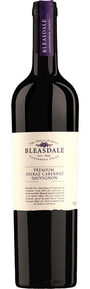 Rotwein aus Australien, 14,5 Vol.-%, 75,00 cl »2013 Shiraz Cabernet Sauvignon«