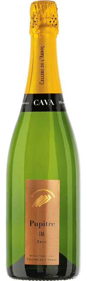 Schaumwein aus Spanien, 11,5 Vol.-%, 75,00 cl »Cava DO Brut«