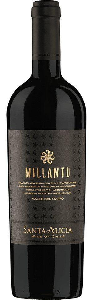 Rotwein aus Chile, 14,0 Vol.-%, 75,00 cl »2012 Millantu«