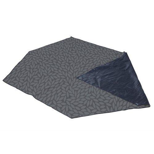 Eureka! Zelt (Zubehör) »TentCarpet The Grand« in Charcoal
