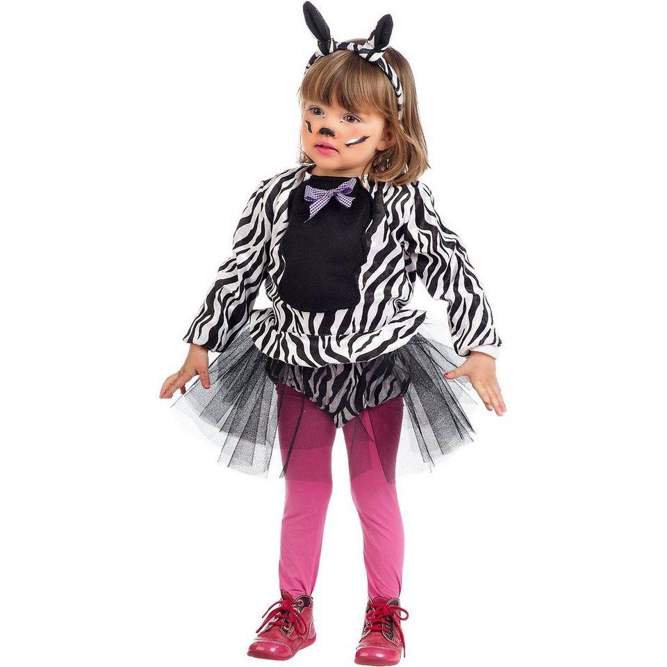 Limit Kostüm Kleines Zebra