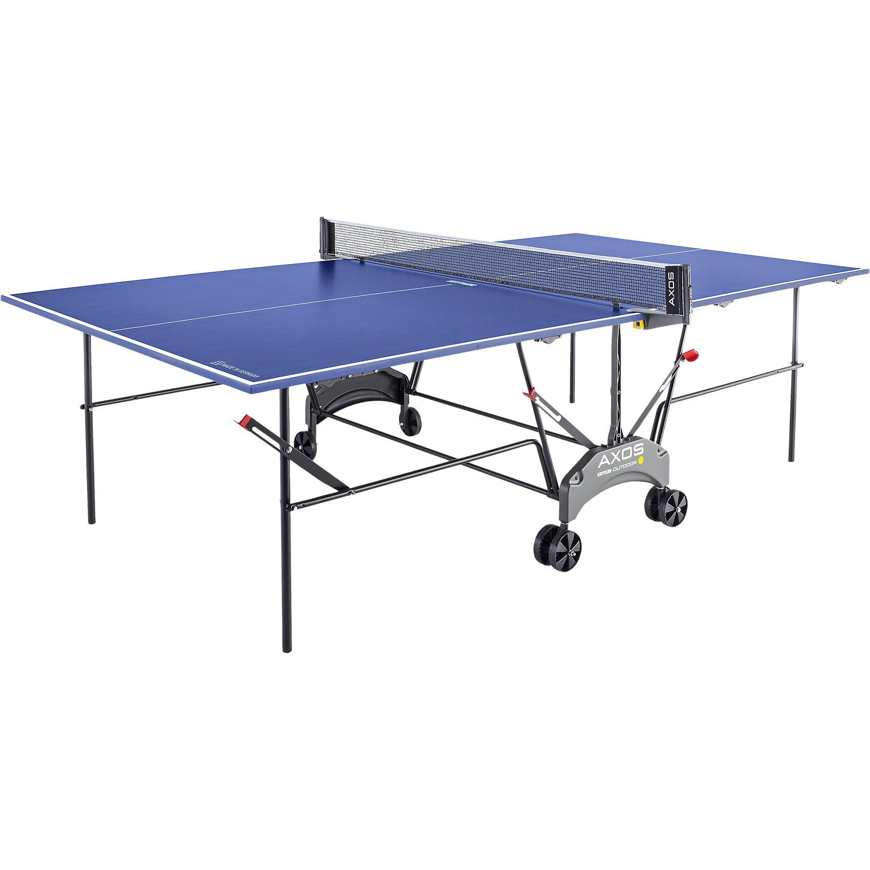 Kettler TT-Tisch AXOS Outdoor 1, blau