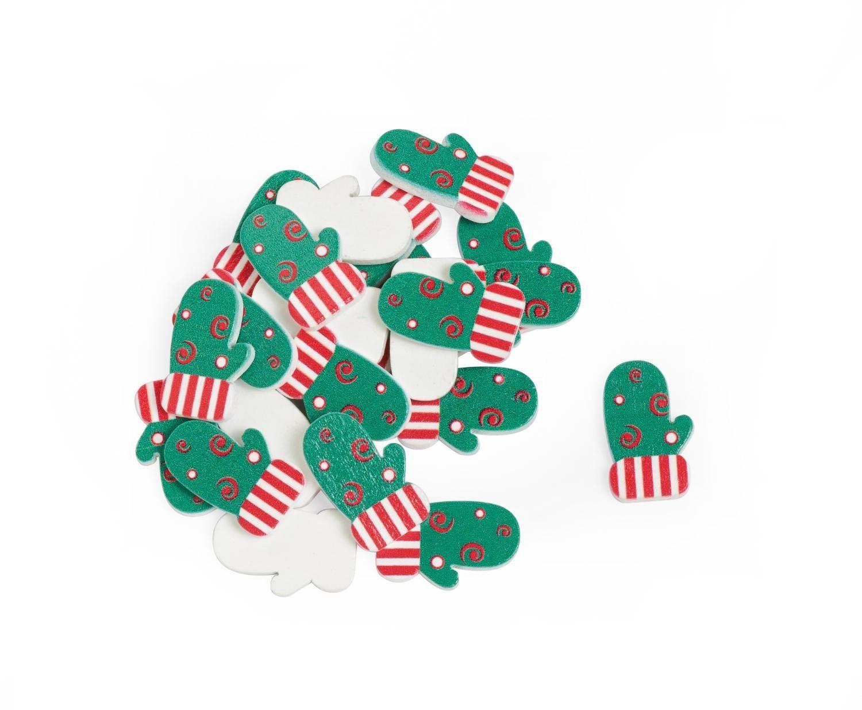 VBS Streuteile Handschuhe, 25 Stück