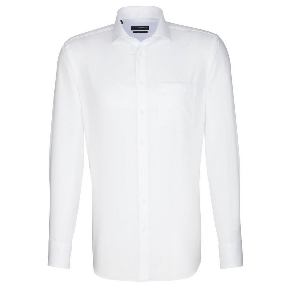 Seidensticker Businesshemd »Splendesto« in weiß