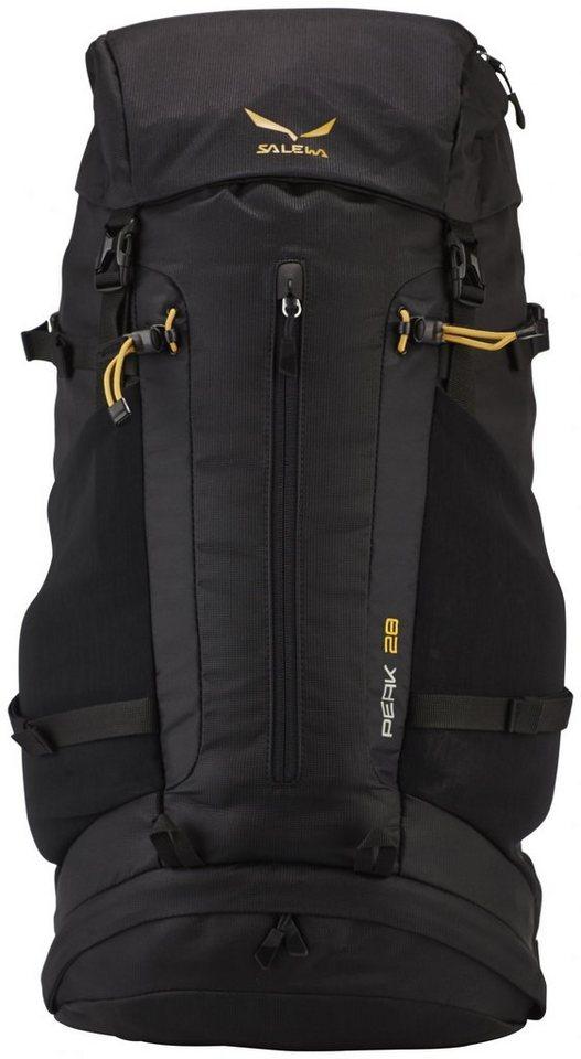 Salewa Sport- und Freizeittasche »Peak 28 Backpack« in schwarz