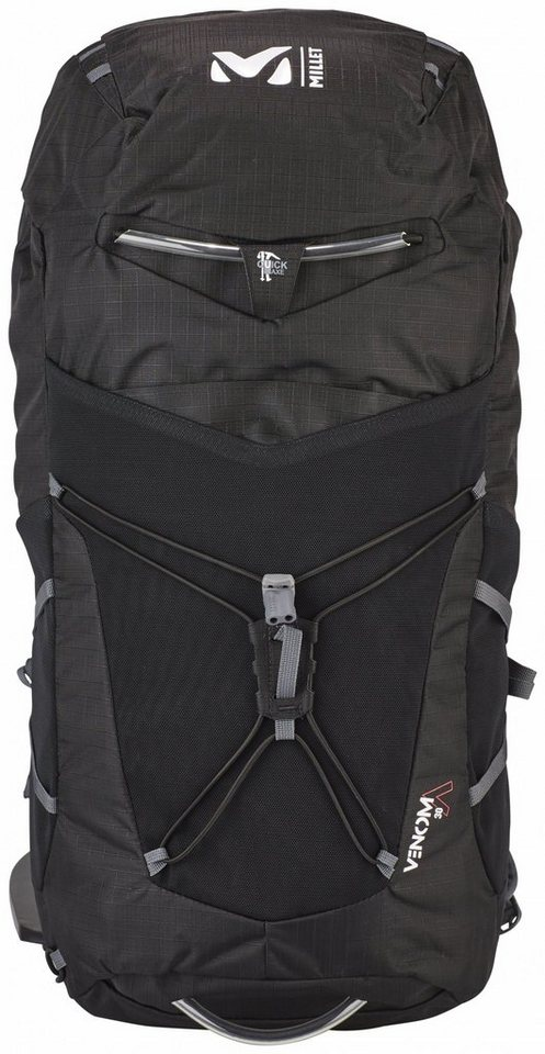 Millet Sport- und Freizeittasche »Venom 30 Backpack« in schwarz