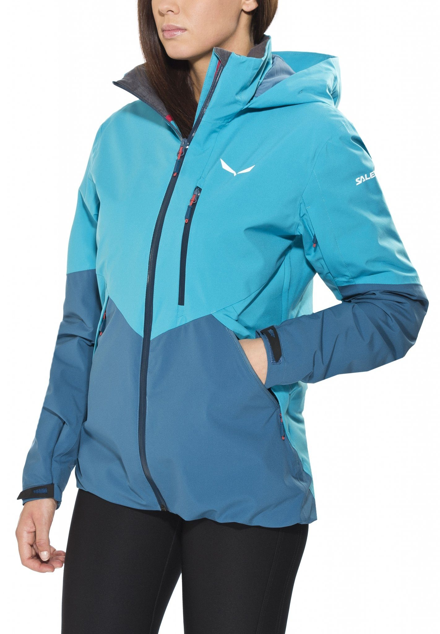 Salewa Outdoorjacke »Antelao Beltovo PTX/PRL Jacket Women«