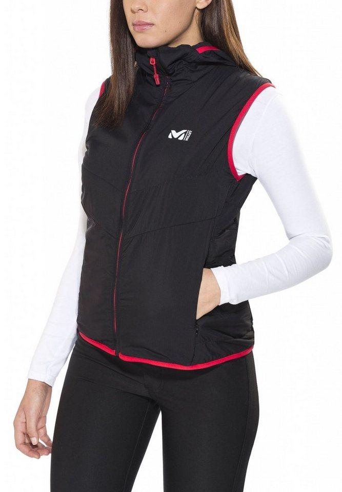 Millet Weste »LD Pierra Ment Alpha Vest Women« in schwarz