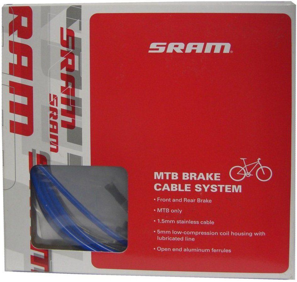 SRAM Bremszubehör »MTB Bremszug Kit 5mm«