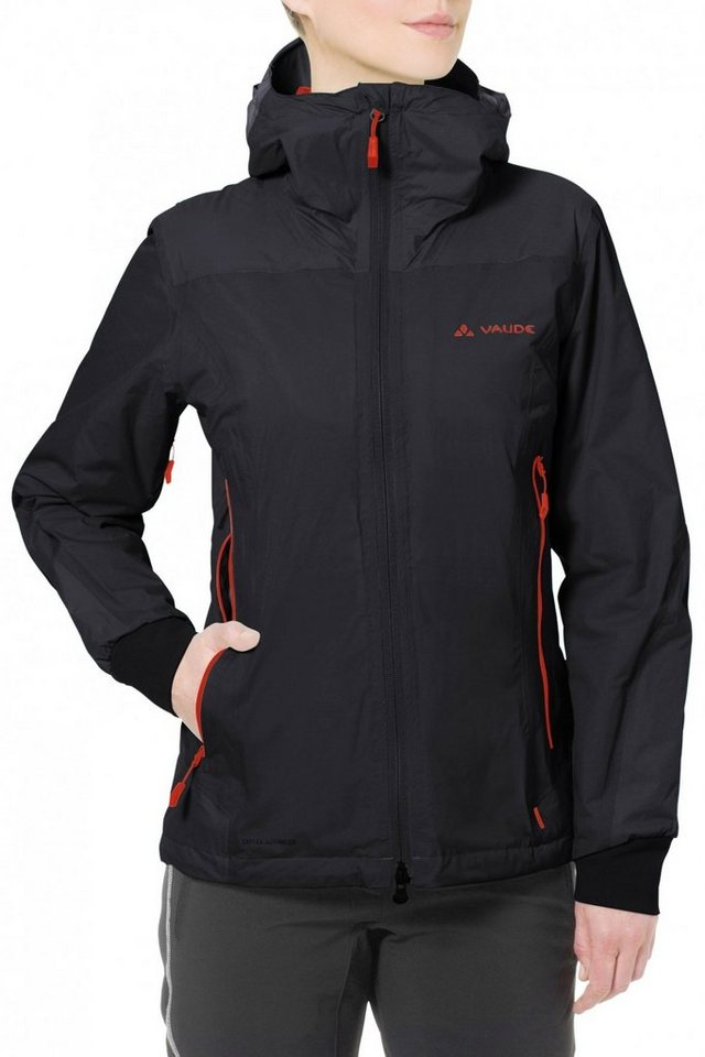 VAUDE Outdoorjacke »Rond II Jacket Women« in schwarz