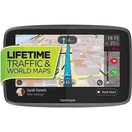 TomTom Navigationsgerät »GO 6200 World«