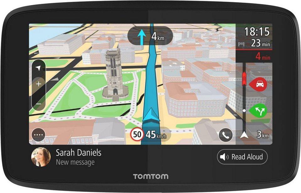 TomTom Navigationsgerät »GO 620 World« in Schwarz