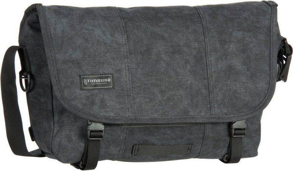Timbuk2 Classic Messenger Bag Canvas S in Vintage Black