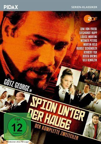 DVD »Spion unter der Haube«
