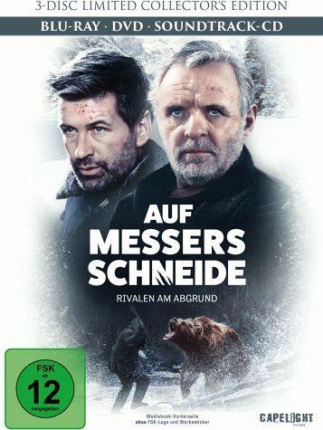 Blu-ray »Auf Messers Schneide - Rivalen am Abgrund (+...«