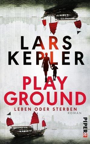 Broschiertes Buch »Playground - Leben oder Sterben«