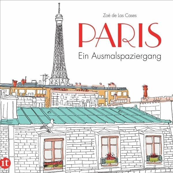 Broschiertes Buch »Paris«