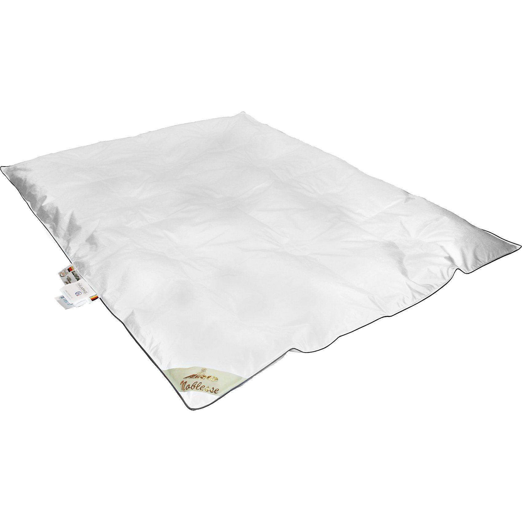 Artländer Kinder Bettdecke NOBLESSE, Daunen (90%), 100 x 135 cm