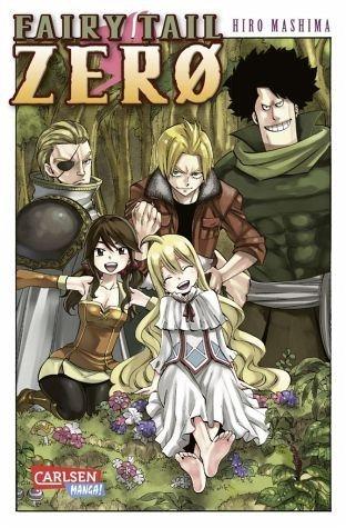Broschiertes Buch »Fairy Tail Zero«