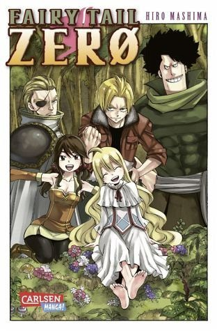 Broschiertes Buch »Fairy Tail Zero«