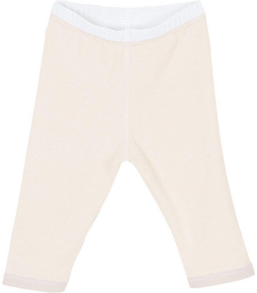 TRIGEMA Lange Funktions-Unterhose in weiss