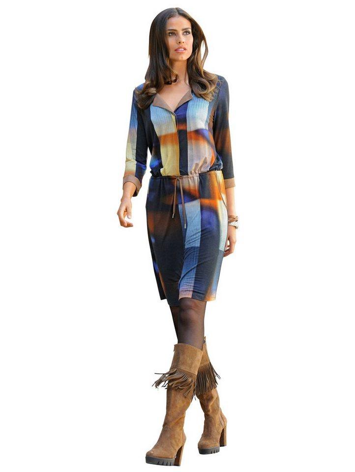 Alba Moda Jerseykleid in multi