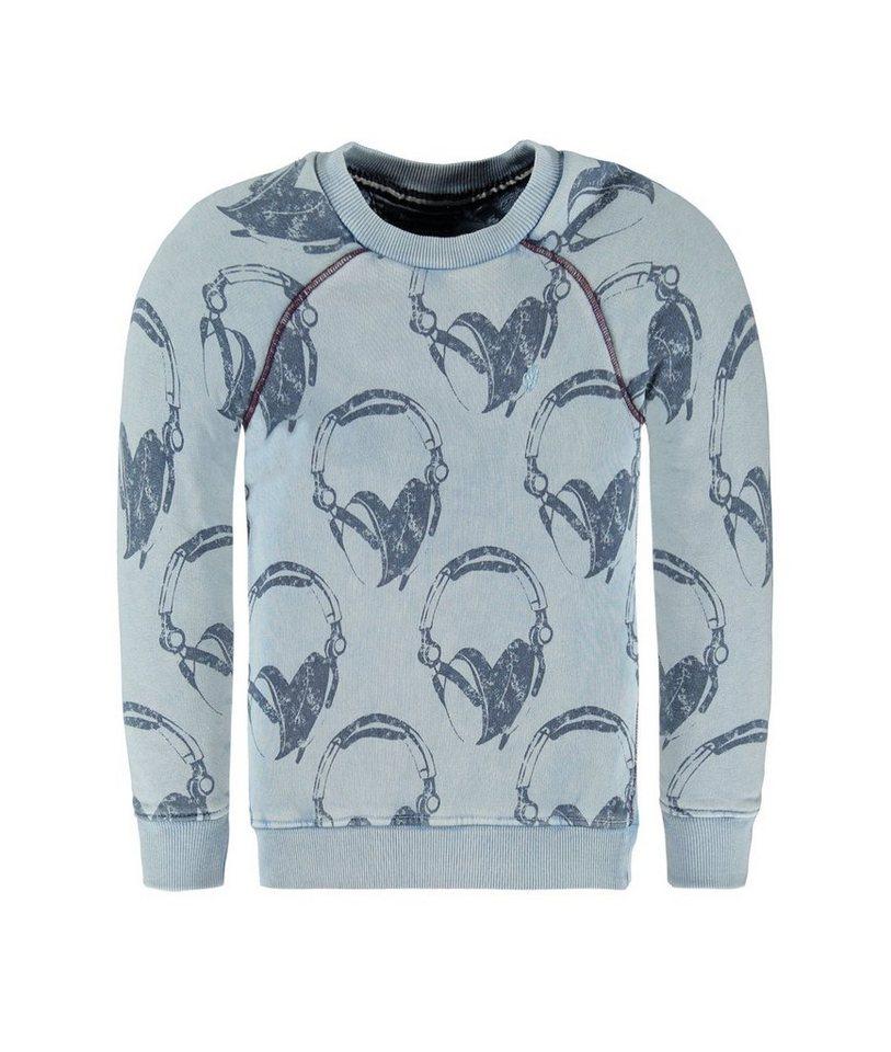 Marc O'Polo Junior Sweatshirt langärmlig 1 in Blau
