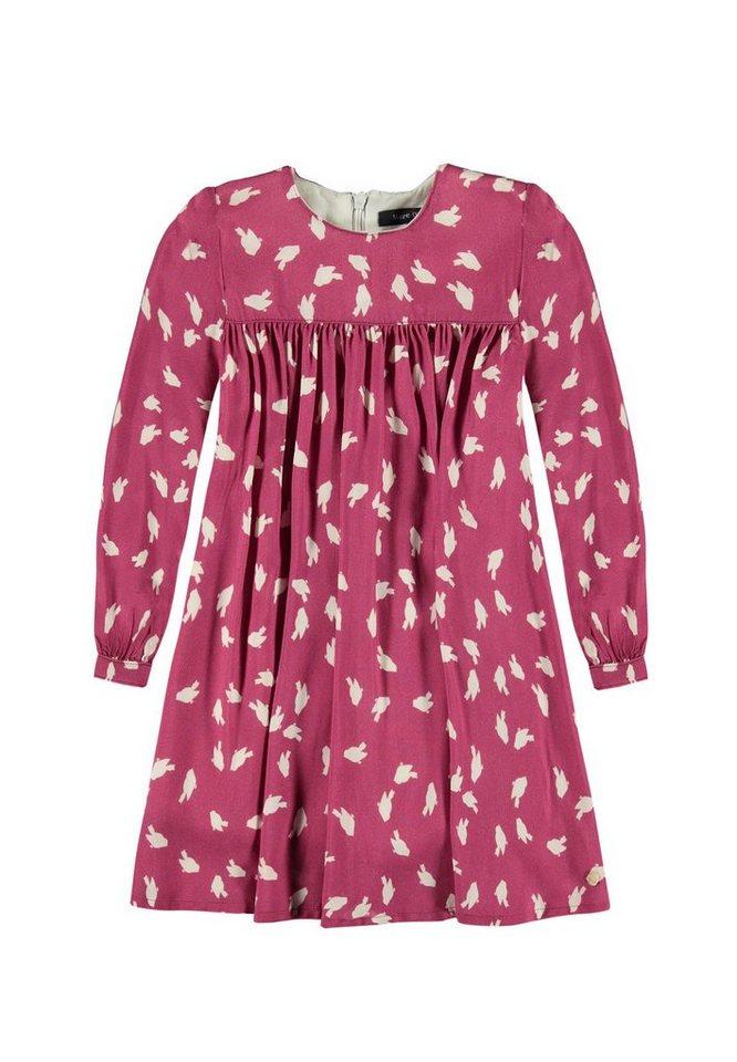 Marc O'Polo Junior Kleid langärmlig Viskose 1 in gemustert