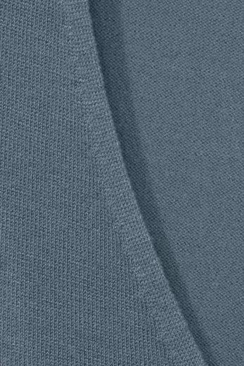 VIA APPIA DUE Klassischer V-Feinstrick-Pullover mit innovativem Schnitt