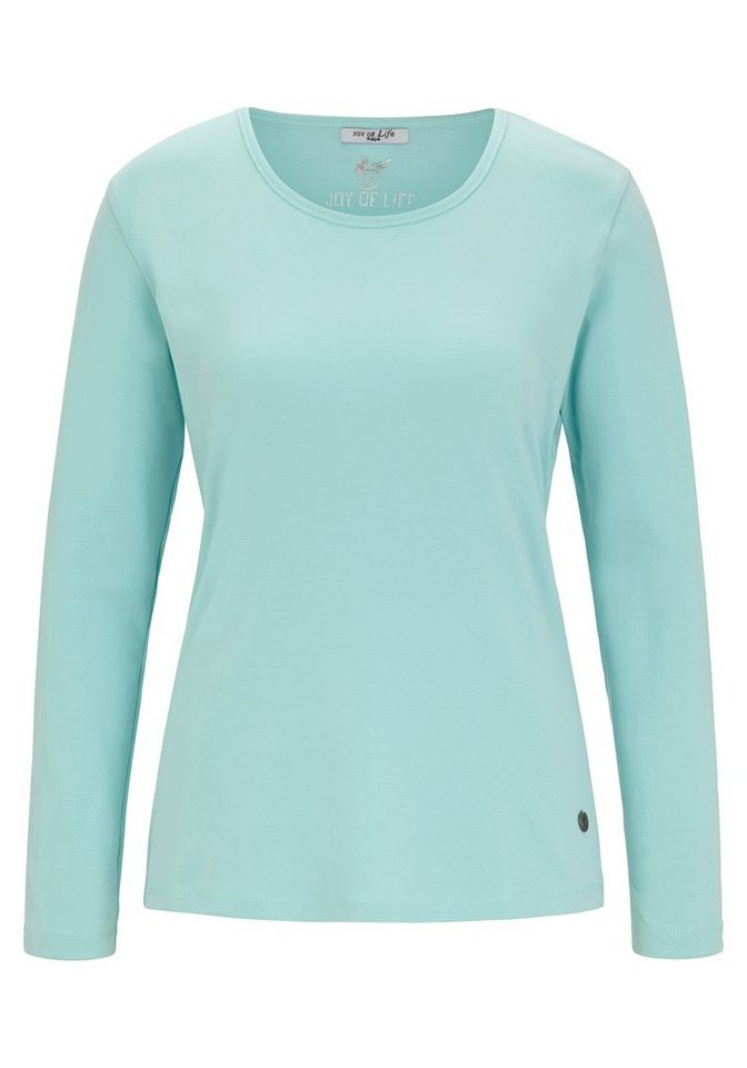 Hajo Basic Shirt in h jade