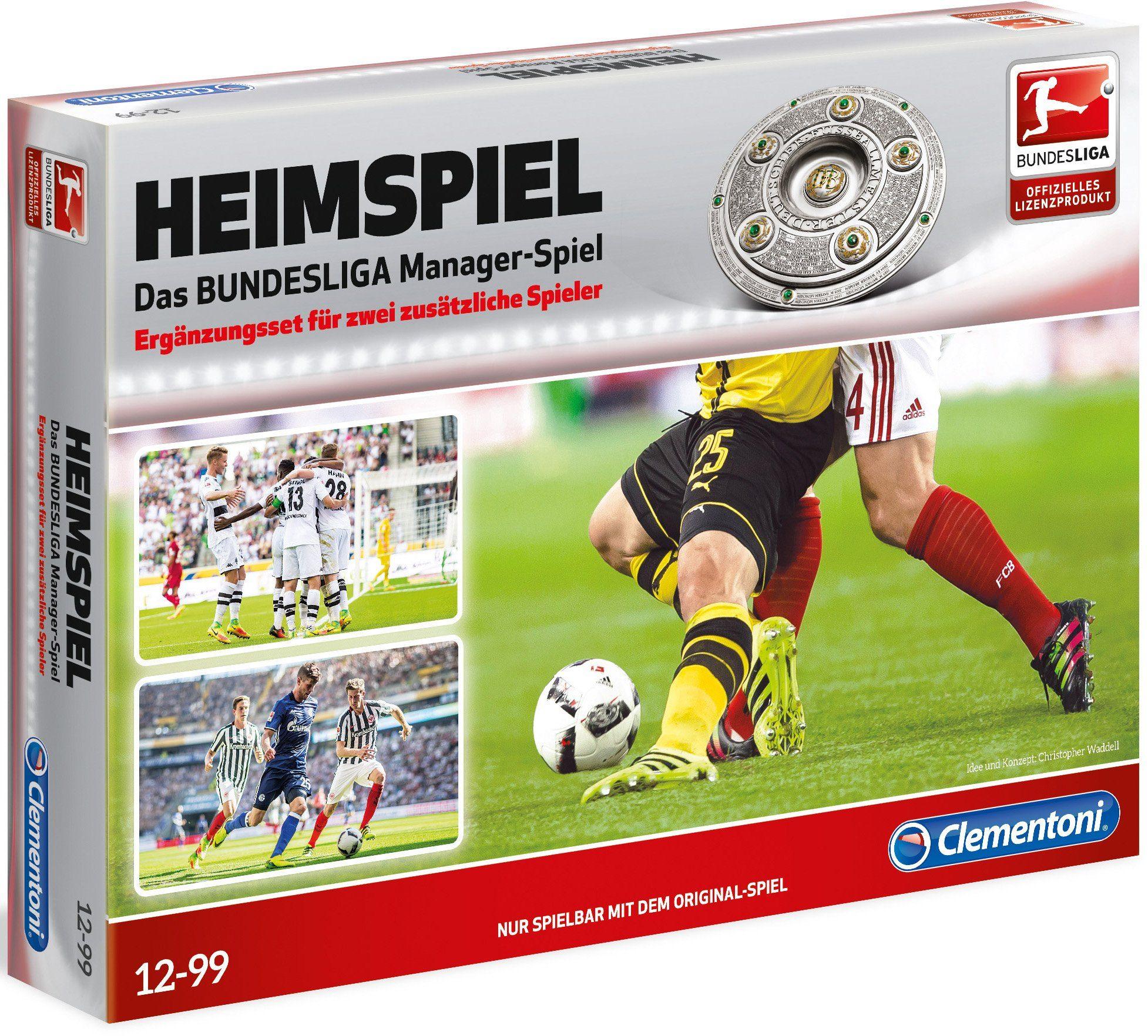 Clementoni Strategiespiel, »HEIMSPIEL Ergänzungsset für 2 Spieler«
