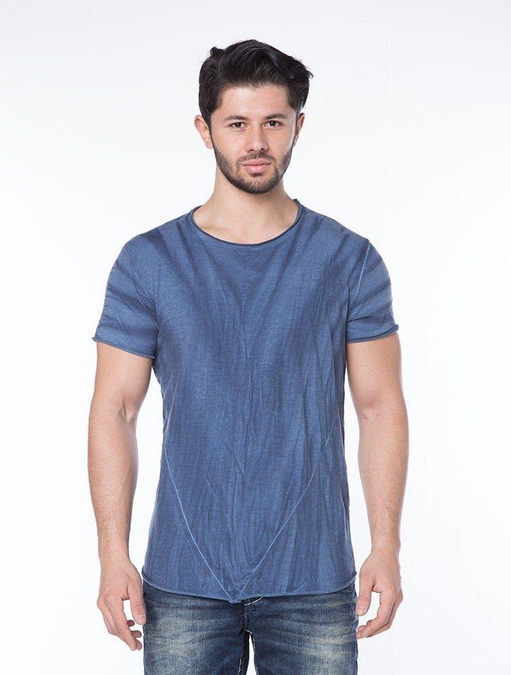 Cipo & Baxx T-Shirt in Blau