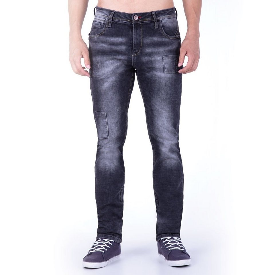 Cipo & Baxx Jeans in JEANS DUNKELBLAU