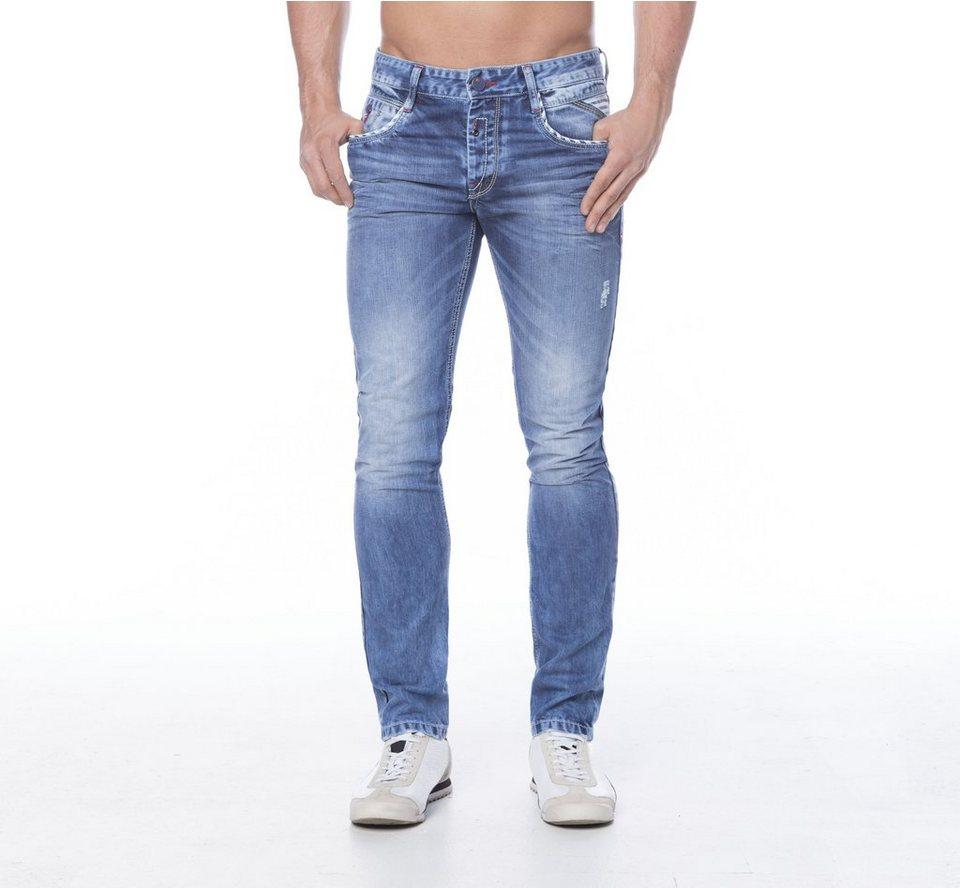 Cipo & Baxx Jeans in JEANS HELLBLAU