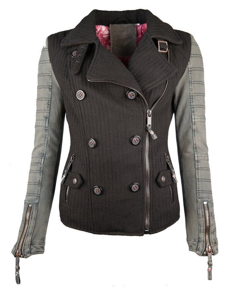 JCC Textilblazer, Damen Tolantis in black