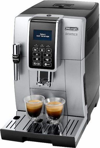 De'Longhi Kaffeevollautomat Dinamica ECAM 350.35.SB, Sensor-Bedienfeld
