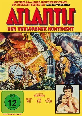 DVD »Atlantis – Kontinent der Verlorenen«