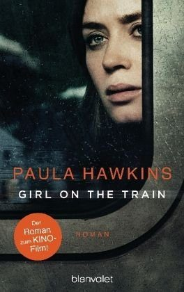 Broschiertes Buch »Girl on the Train«