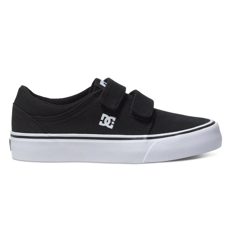 DC Shoes Low top »Trase V« in Black/white