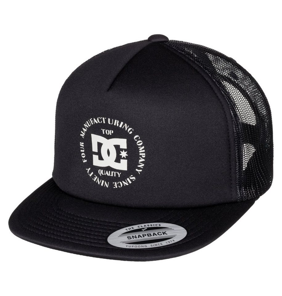 DC Shoes Trucker Cap »Randerson« in Forest night