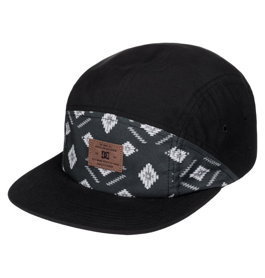 DC Shoes Camper Cap »Farber« in Anthracite