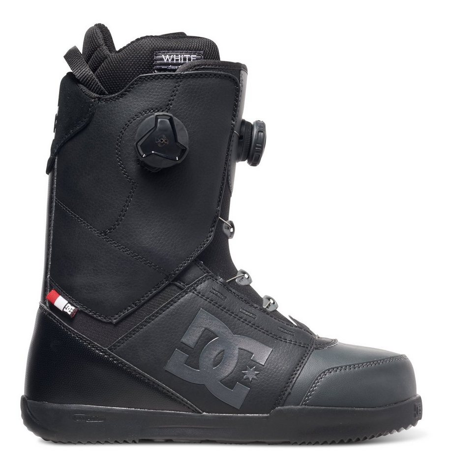 DC Shoes Snowboard Boots »Control« in Cool grey